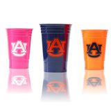 Pink Auburn Reusable Party Cup