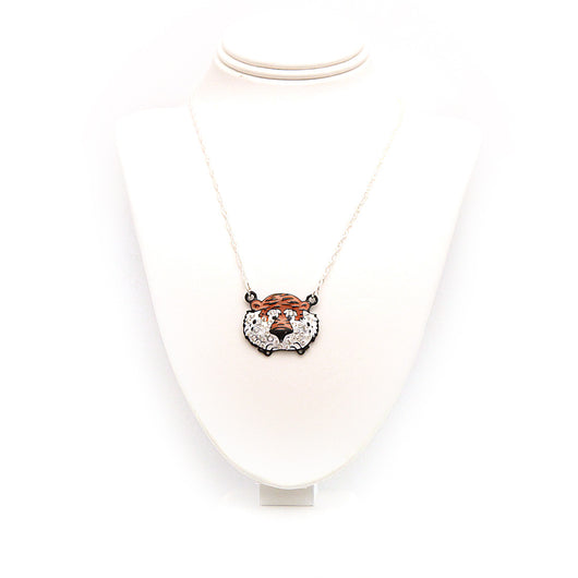 Crystal Aubie Necklace
