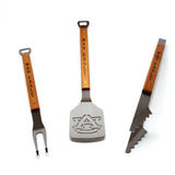 Auburn Stainless Steel Grilling Set