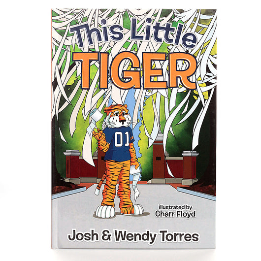 This Little Tiger Book