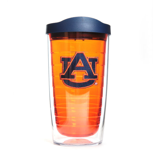 Auburn Orange Tervis Tumbler- 16oz