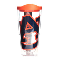 24 oz Auburn University Colossal Wrap Tervis Tumbler