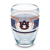 Tervis Stemless Wine Glass with Auburn Logo