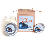Christmas in Auburn Holiday Candle - Auburn Art Exclusive!