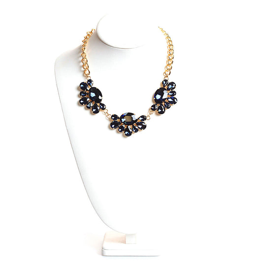 Navy Carson Necklace