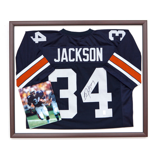 Bo Jackson Autographed Jersey - In store Pick up only