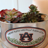 Metal Auburn Utensil Holder