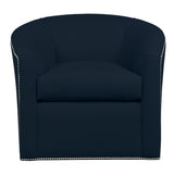 Harper Chair, Navy Velvet