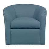 Harper Chair, Blue Velvet