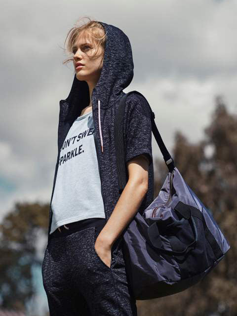 Saint Tropez Athleisure  - A New Season a New You...