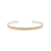 Anna Beck Dotted Stacking Cuff - Gold