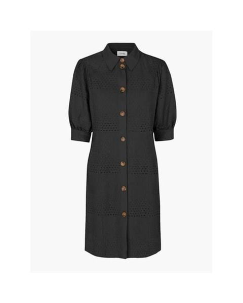 Levete Room Louise Dress- Black