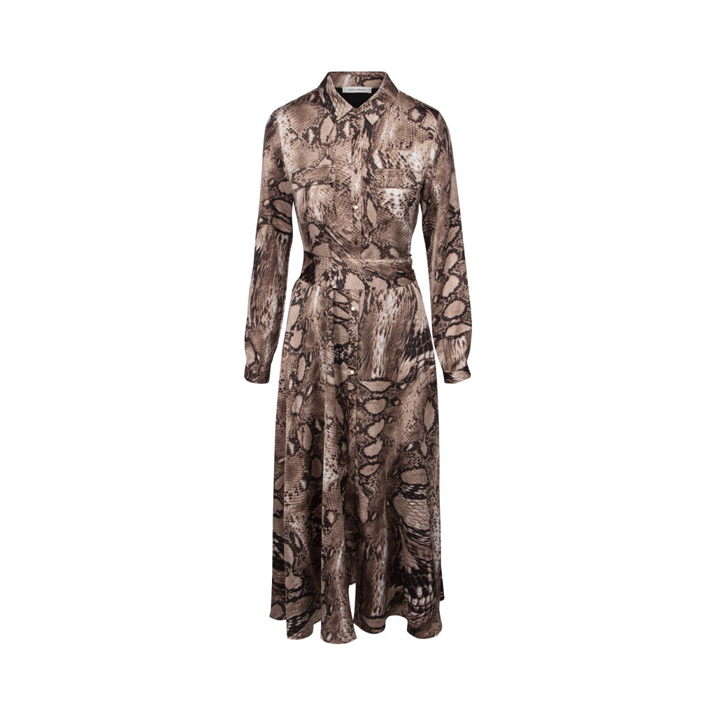 Sofie Schnoor Lula Shirt Dress - Snake