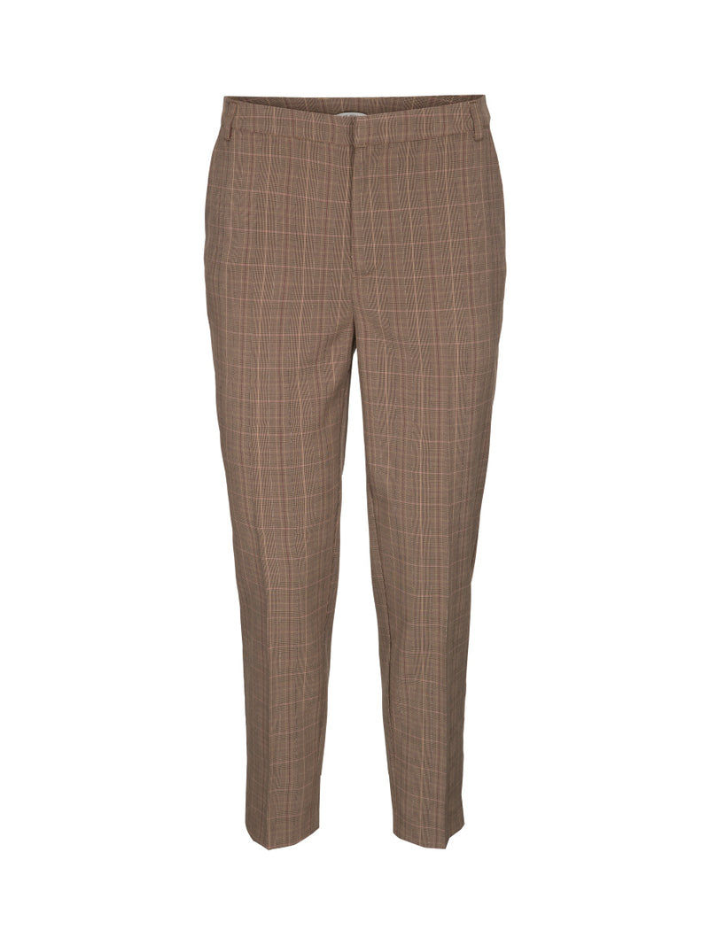 Sofie Schnoor Noa Trousers - Brown Checks