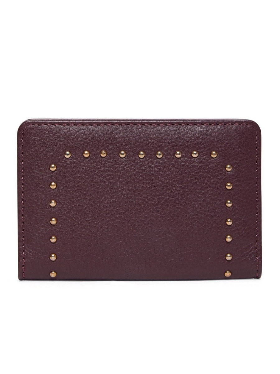 Nooki London Tucker Card Holder - Burgundy
