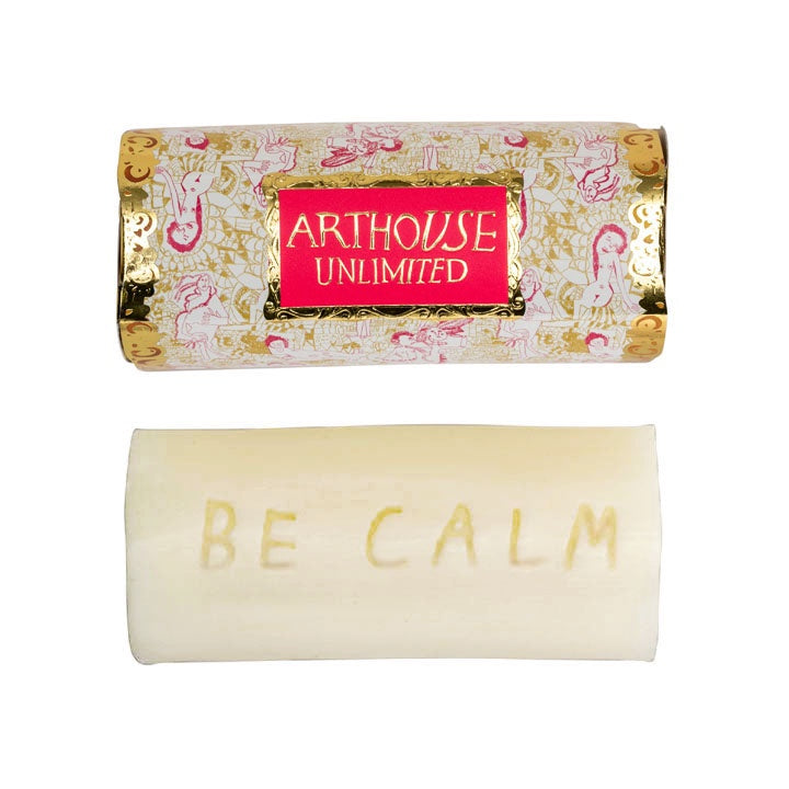 ARTHOUSE UNLIMITED Lavender, Rosemary & Watermint Tubular Soap