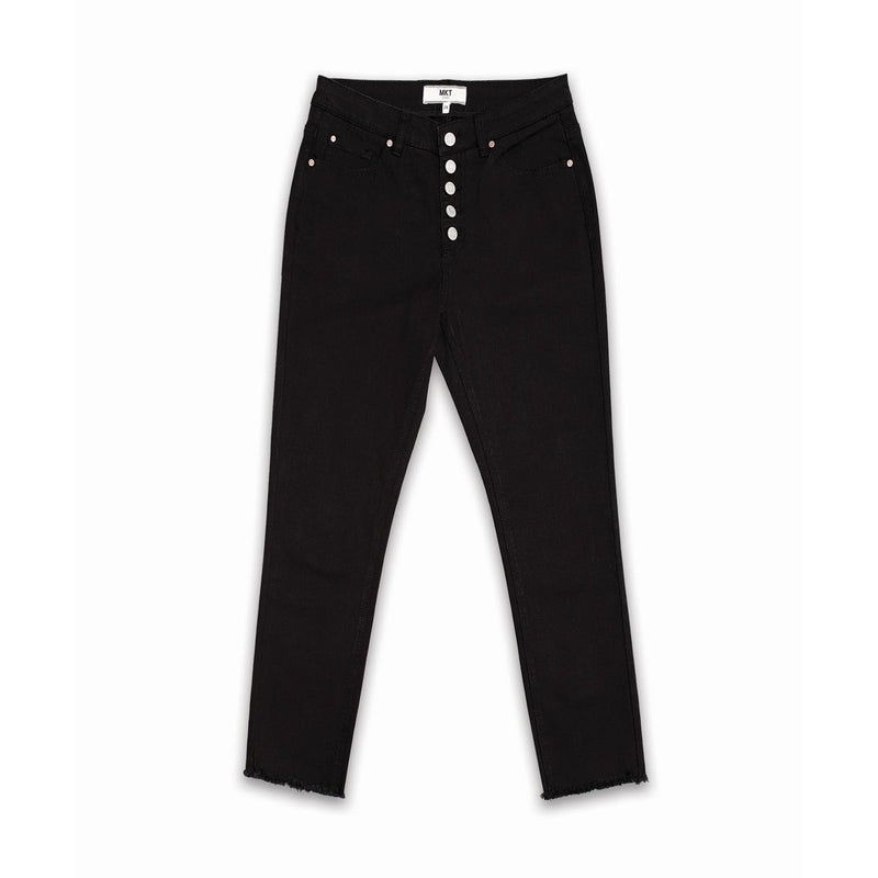 MKT Studio Courtney New Drill Jeans - Black