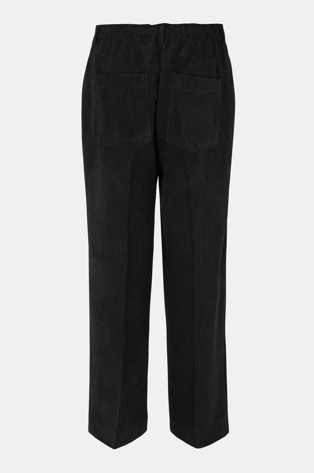 Second Female Boyas New Trousers - Black Cord