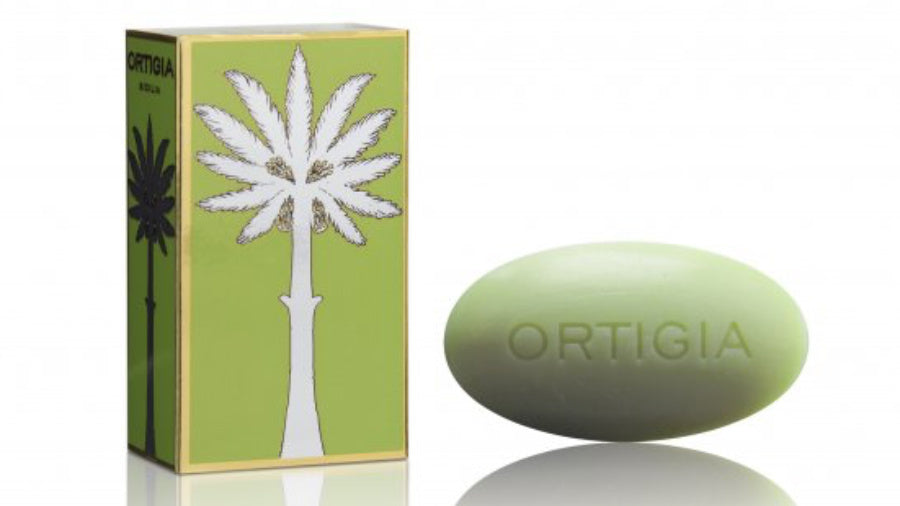 Ortigia Fico D'India Olive Oil Single Soap