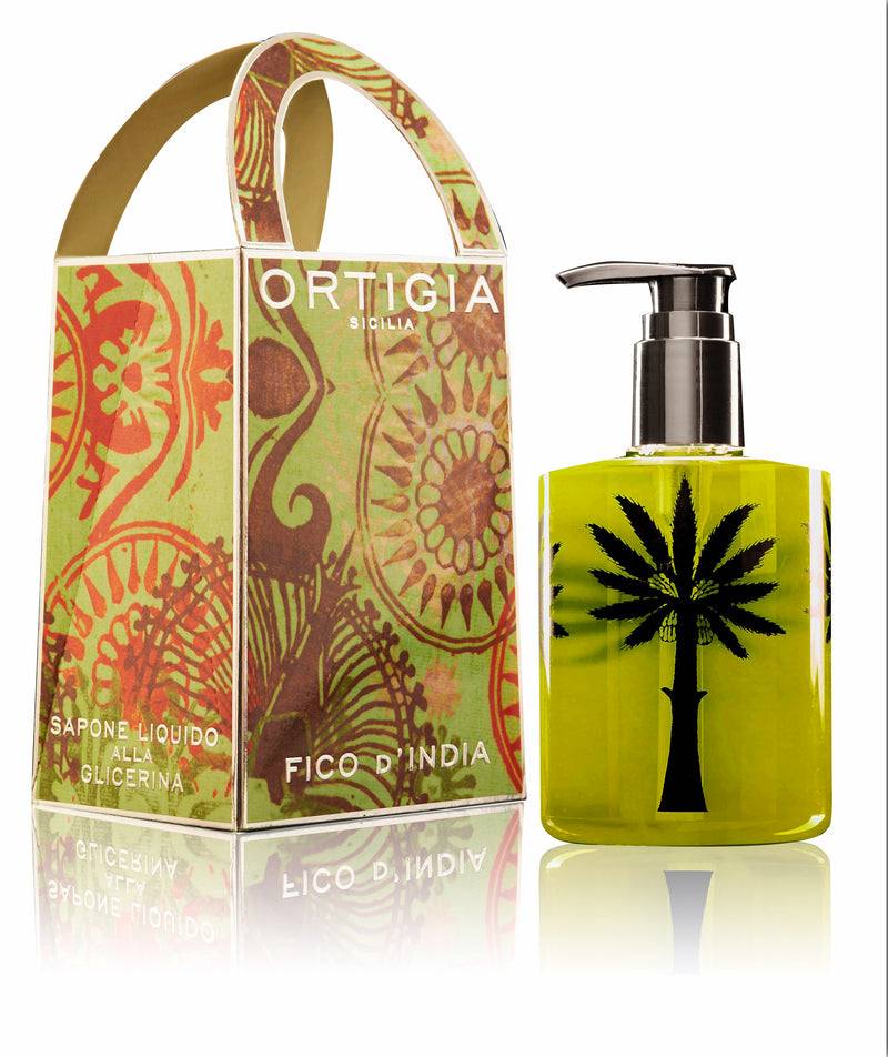 Ortigia Fico D'India Liquid Hand Soap