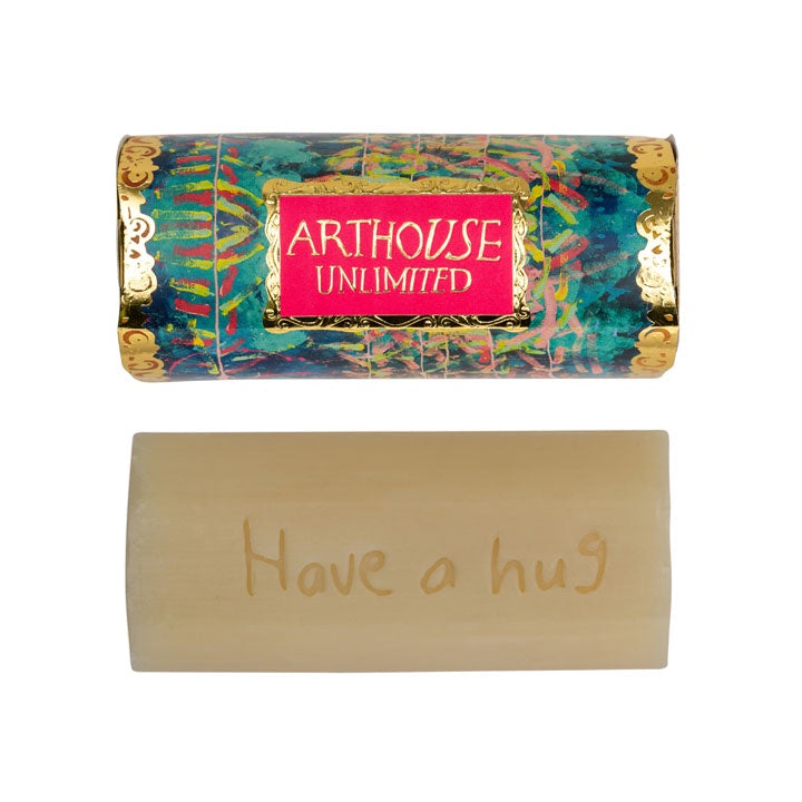 ARTHOUSE UNLIMITED Black Pomegranate Organic Tubular Soap