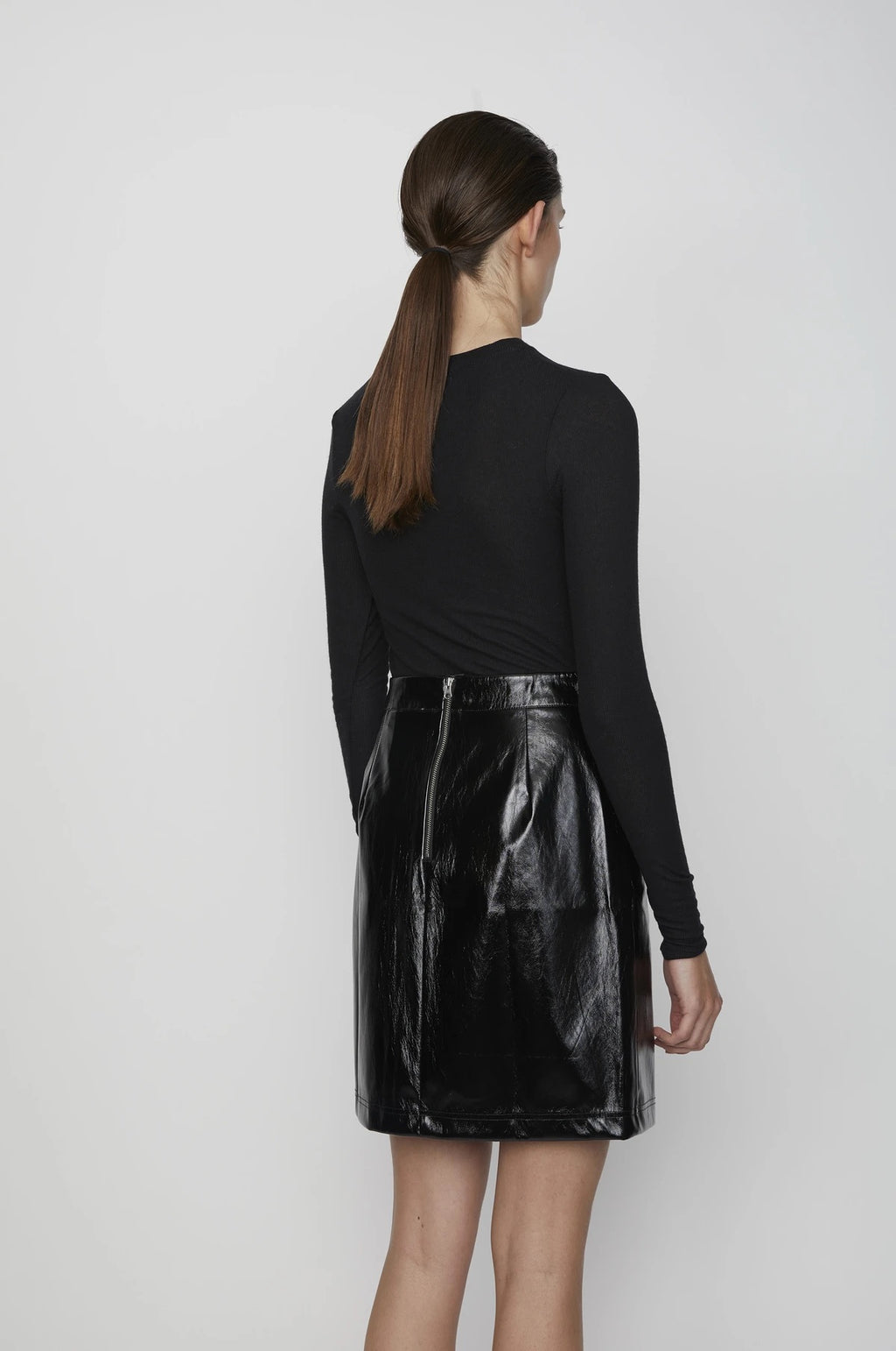 JUST Dianna Skirt - Black