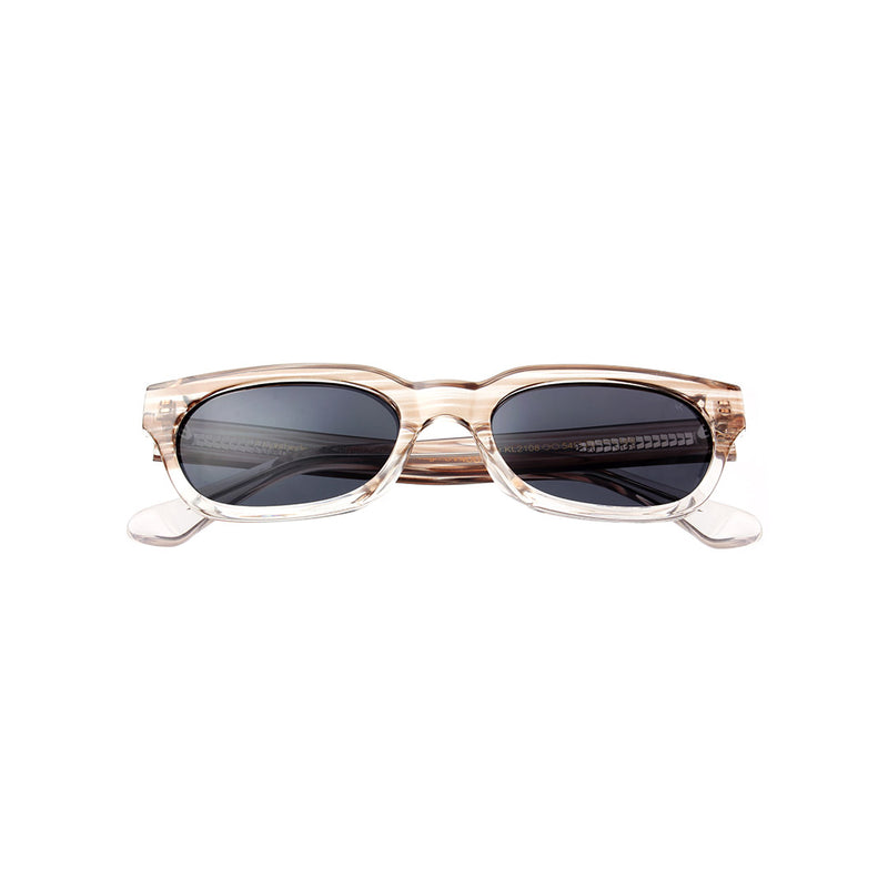 A.Kjaerbede Bror Sunglasses - Demi Grey / Crystal