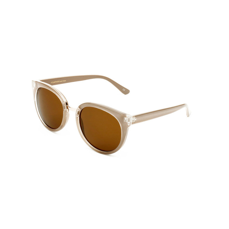 A.Kjaerbede Sunglasses - Grey Demi Tort Yellow
