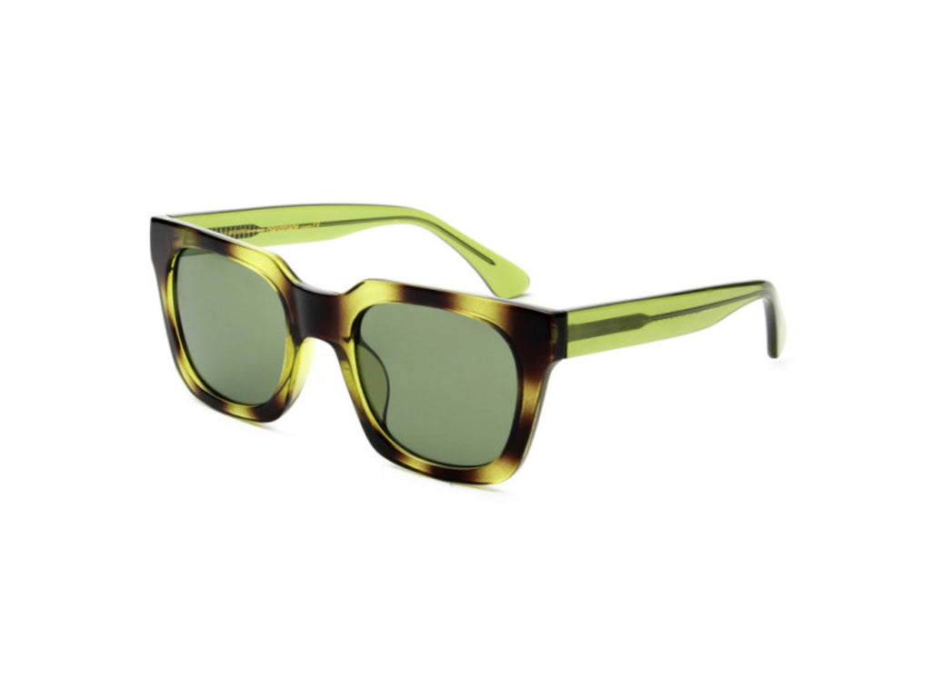 A.Kjaerbede Sunglasses - Nancy in Demi Olive