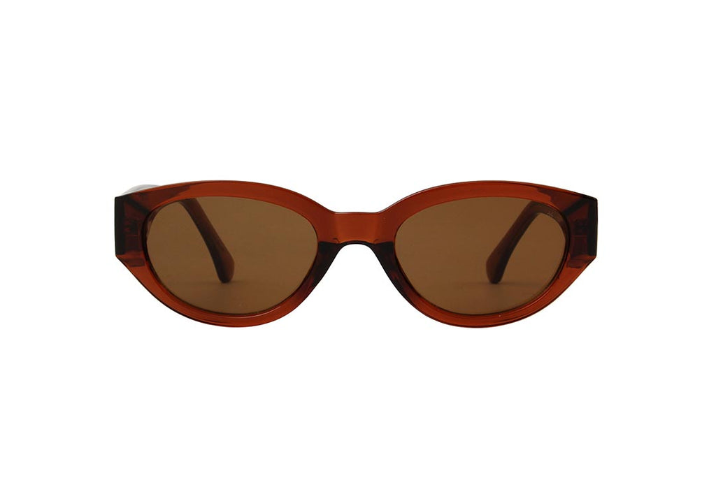 A.Kjaerbede Sunglasses - Winnie Brown