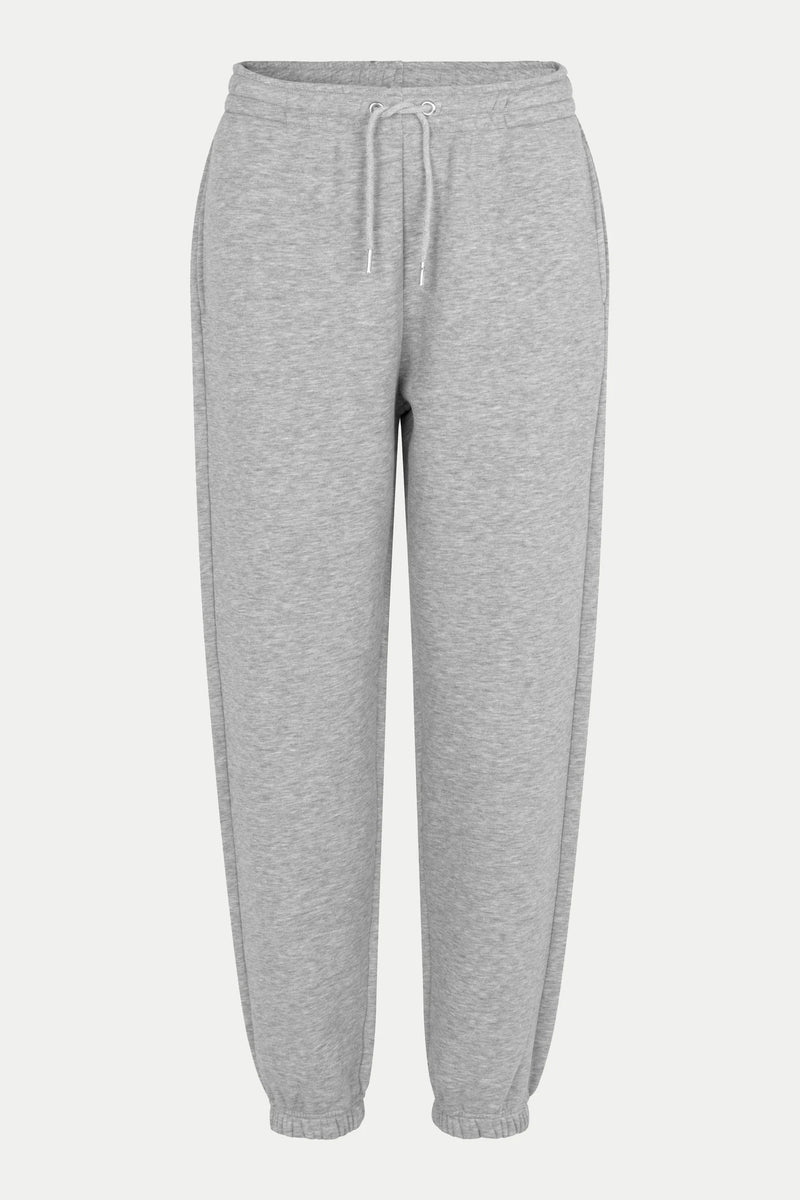 Second Female Carmella Joggers - Light Grey Melange