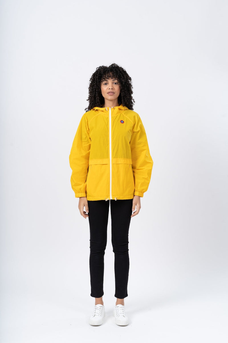 Flotte Waterproof Anorak - Lemon