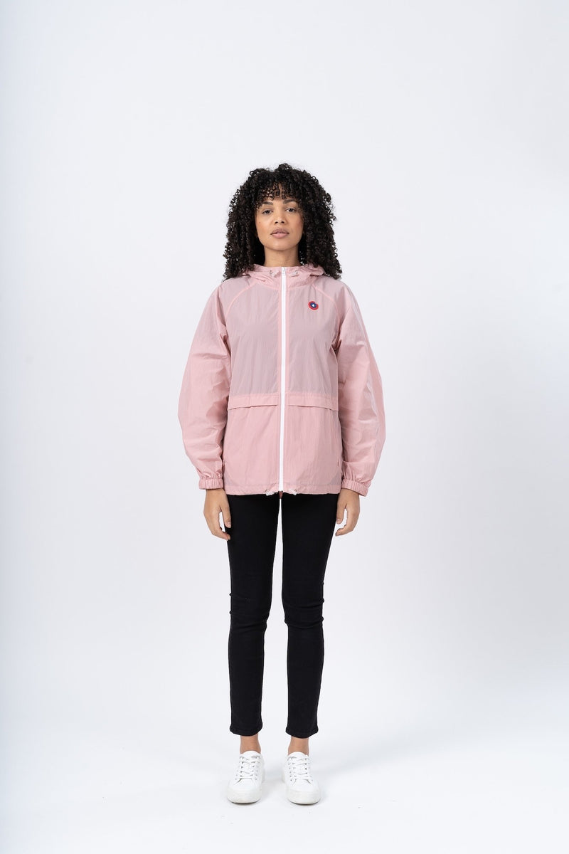 Flotte Waterproof Anorak - Candy Pink