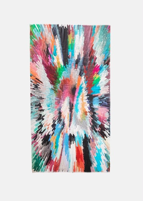 Ombré London Paradise Scarf - Multi