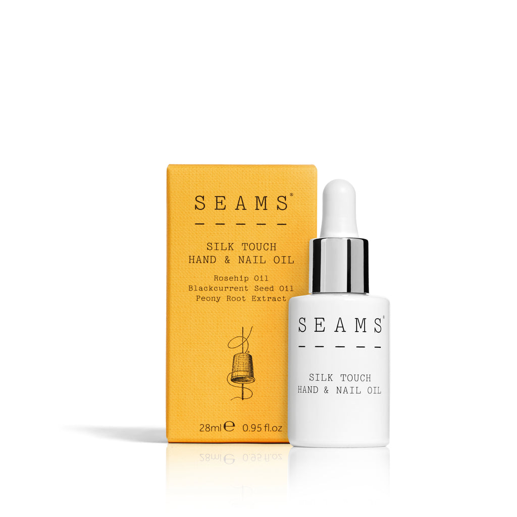 Seams Beauty Silk Touch Hand & Nail Oil