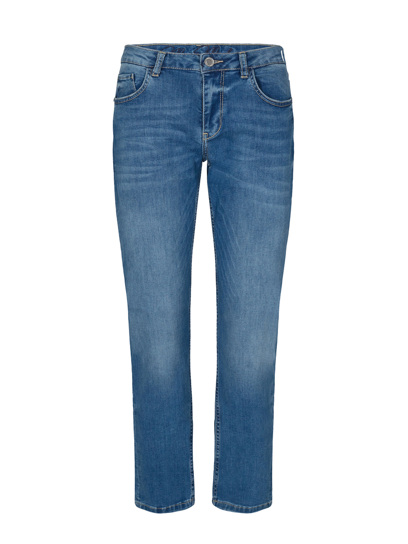 Mos Mosh Sunn Lift Jeans - Blue Wash