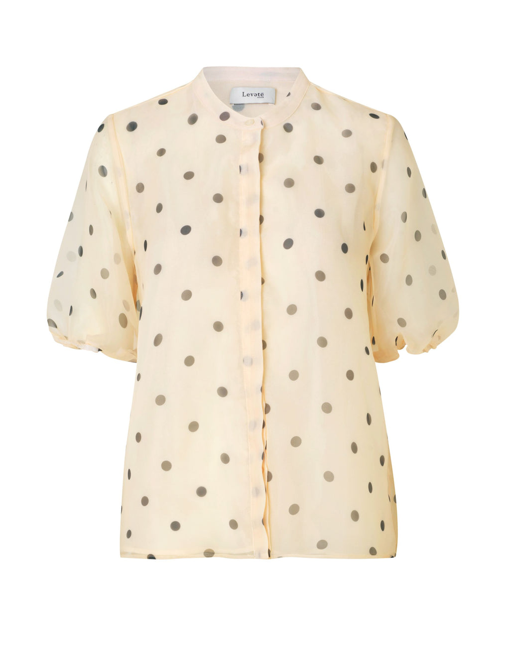 Levete Room Kada Blouse - Cream