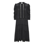 Project AJ Sibylla Lace Dress - Black