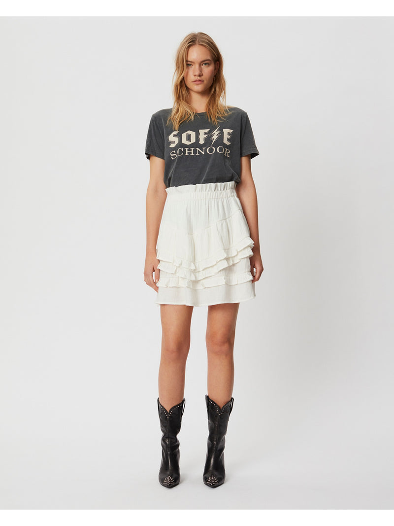 Sofie Schnoor Cady T-shirt - Black Wash