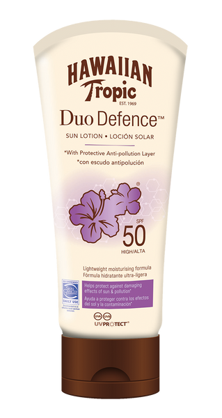 DUO DEFENCE LOCION SPF 50 - 180 ML