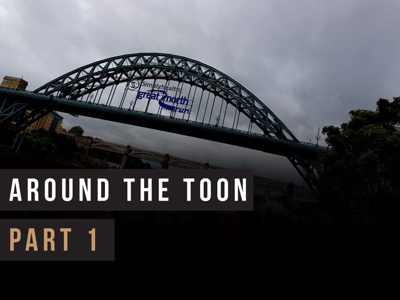 around the toon. Geordie Gifts Blog. facts about the Tyne Bridge