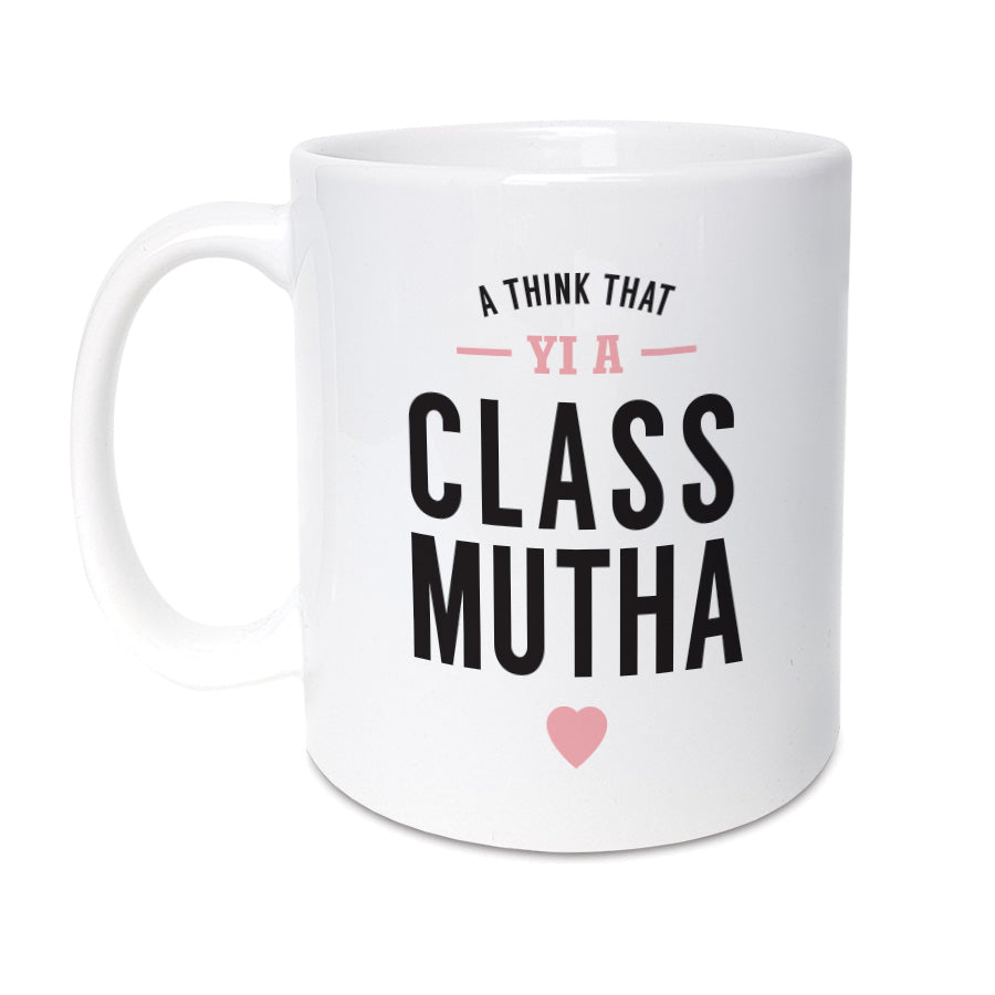 class mutha geordie mam mug mothers day gift