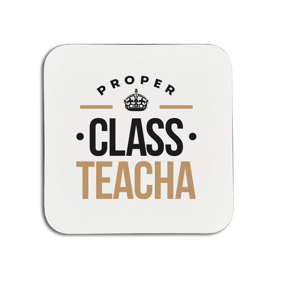 a think yi a class teacher man geordie gifts newcastle coaster. Newcastle Merchandise