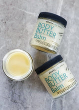 Body Butter Balm, Natural Body Butter