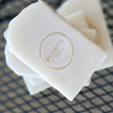 Coconut Oil Soap, Pure, Rosemary Mint Bar Soap