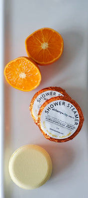 Shower Steamers 2 Pack Aromatherapy Orange Mint