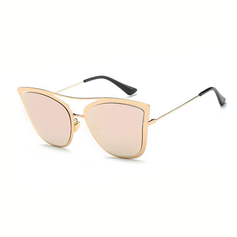My Vintage Cat Eye Sunglasses - 6 Color Options including CLEAR, Red, Pink