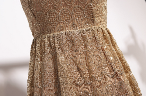 Boho Queen Strap Lace Dress