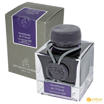 Introducing Jacques Herbin 1798 Amethyste de l'Oural Ink