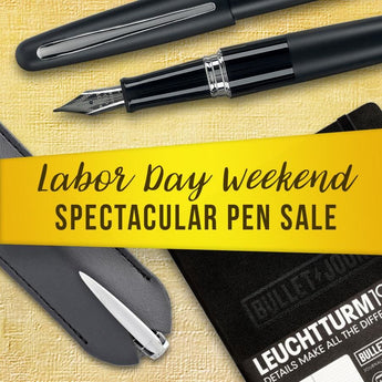 Labor Day Weekend Spectacular Pen Sale